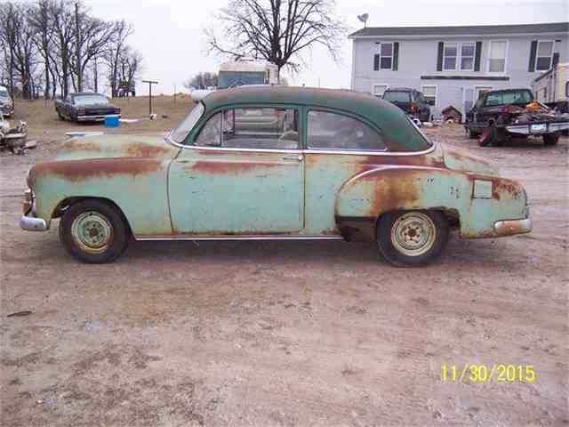 Picture of Classic 1952 Chevrolet 2-Dr Sedan located in Minnesota - G5K3