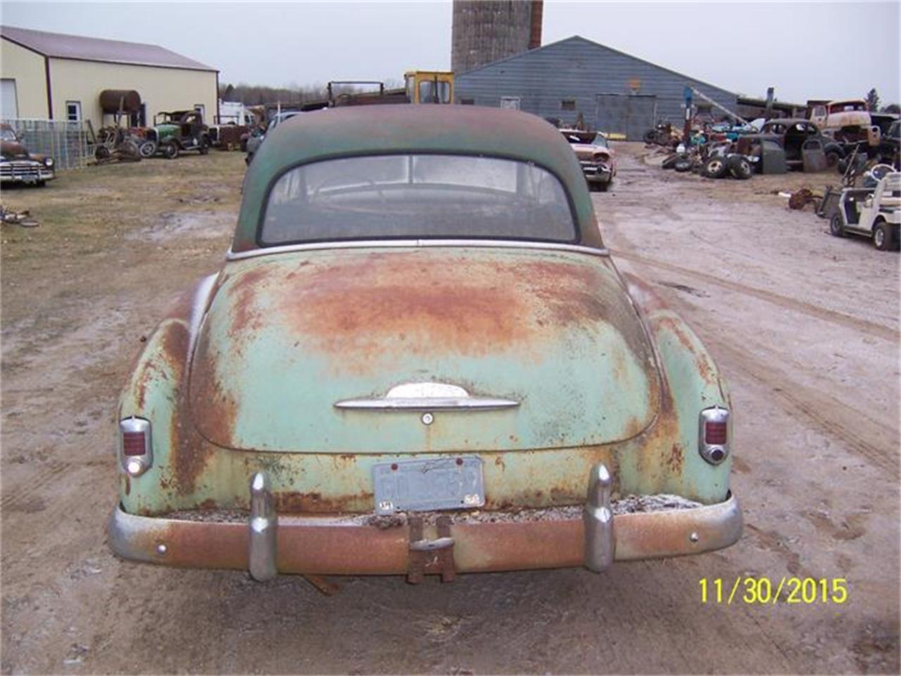 Large Picture of '52 2-Dr Sedan - G5K3