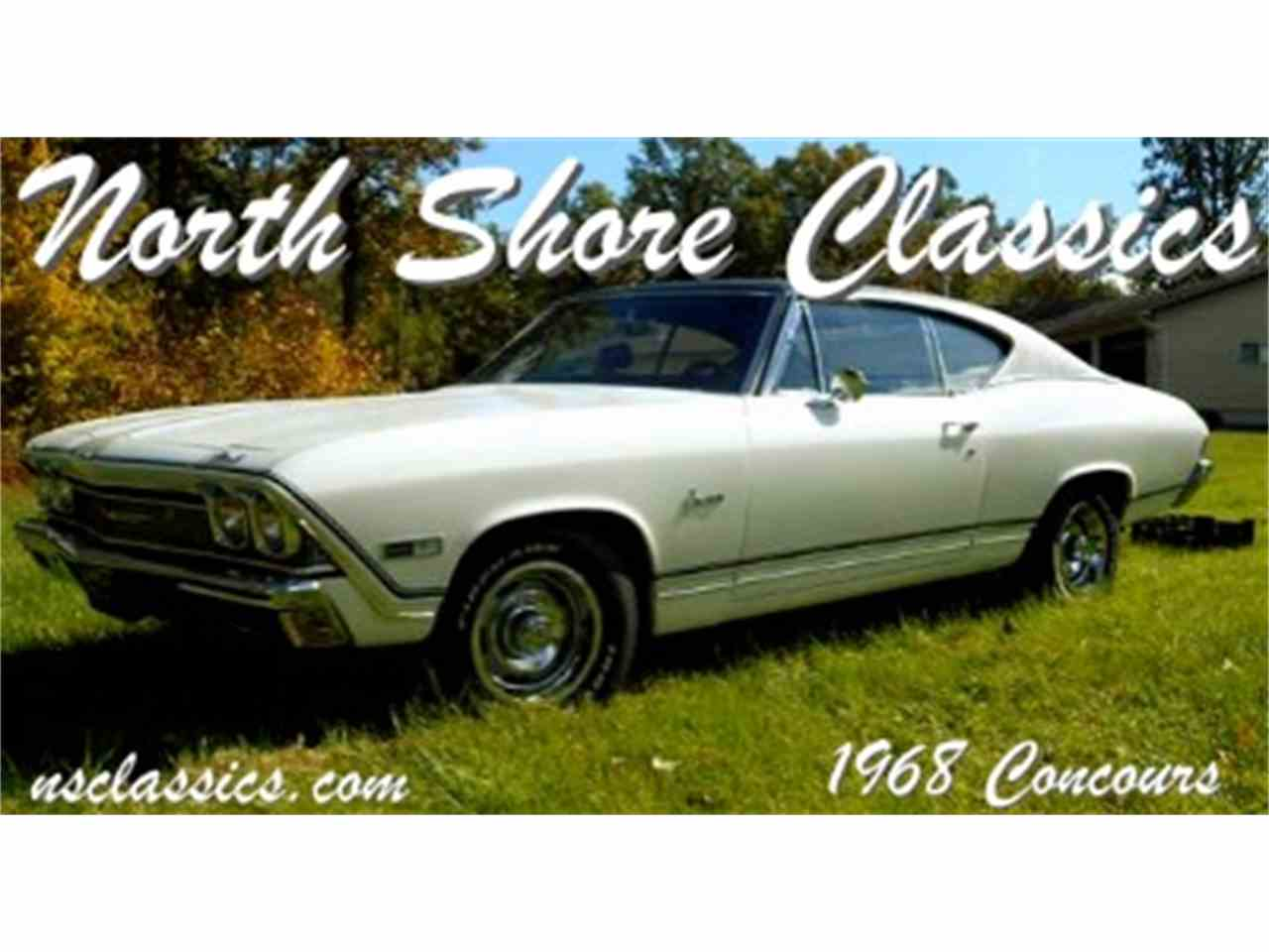 Large Picture of '68 Chevelle - G5KF