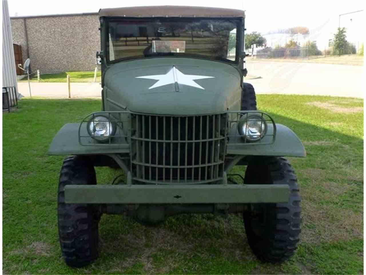 1942 Dodge WC WC56 COMMAND VEHICLE for Sale | ClassicCars ...