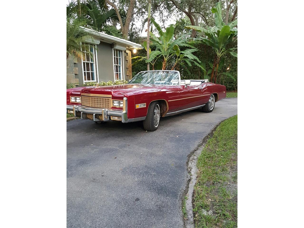 Large Picture of '75 Eldorado - G5LJ