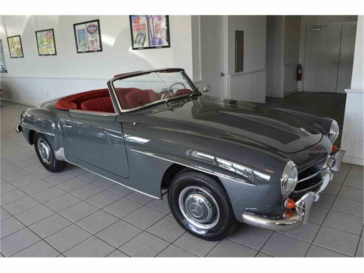 Large Picture of '57 Mercedes-Benz 190SL - $235,000.00 Offered by Aventura Motors - G5PG