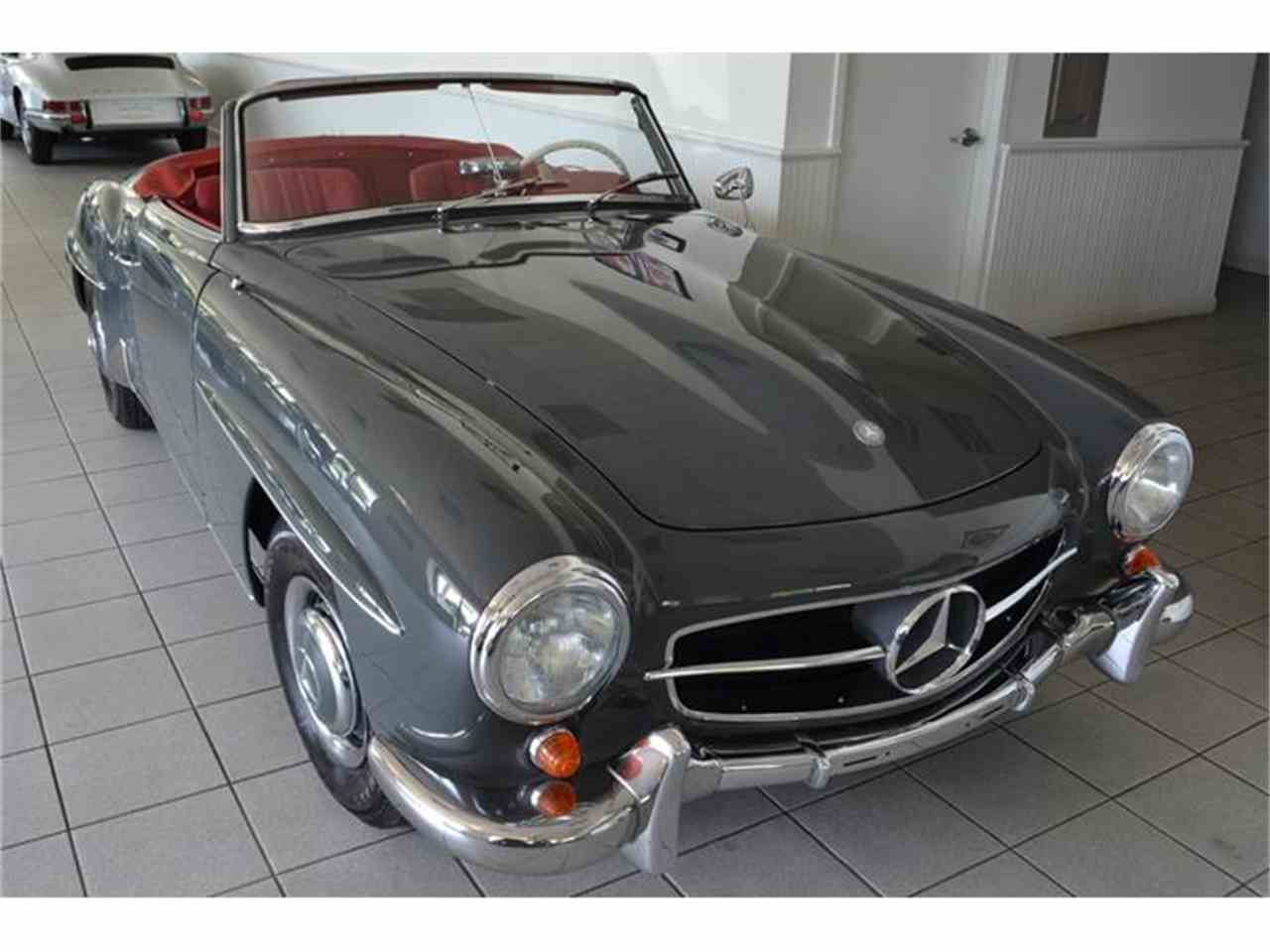 Large Picture of 1957 190SL located in New York Offered by Aventura Motors - G5PG