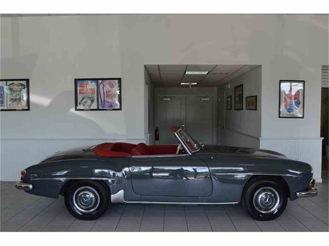 Large Picture of 1957 Mercedes-Benz 190SL located in Southampton New York - $235,000.00 Offered by Aventura Motors - G5PG