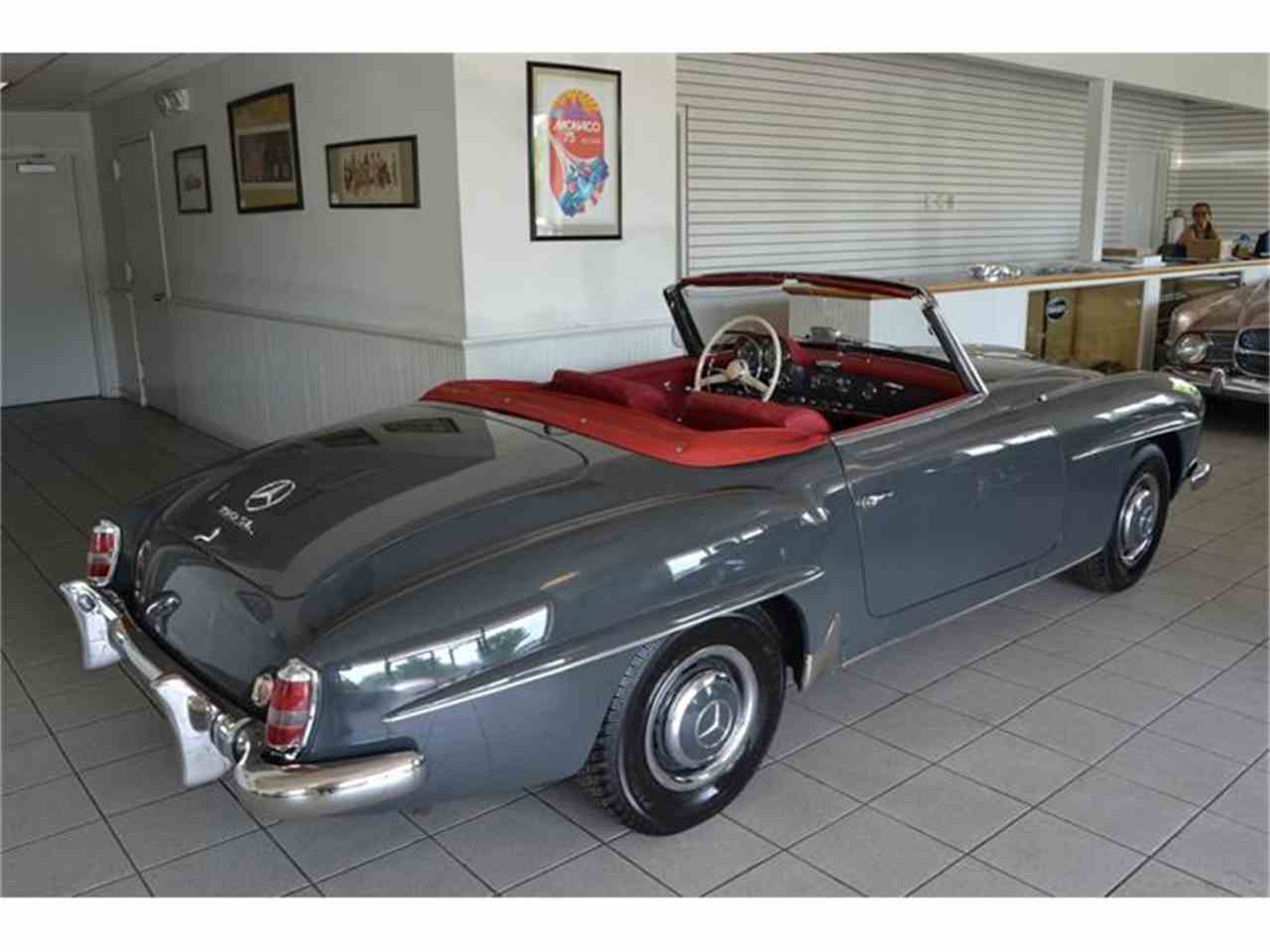 Large Picture of 1957 Mercedes-Benz 190SL Offered by Aventura Motors - G5PG