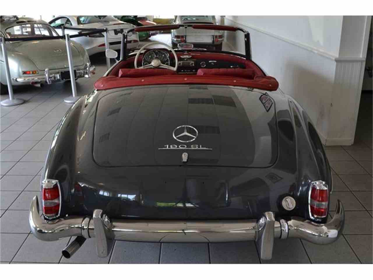 Large Picture of Classic '57 190SL Offered by Aventura Motors - G5PG
