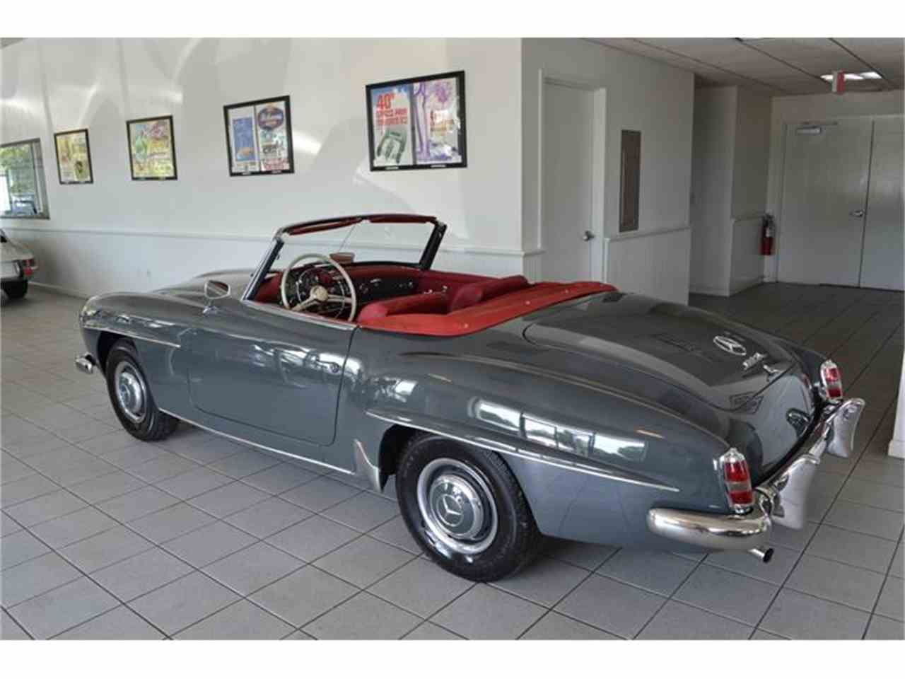 1957 mercedes benz 190sl for sale cc for Mercedes benz southampton ny