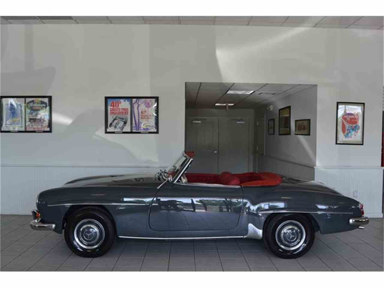 Large Picture of '57 190SL - $235,000.00 Offered by Aventura Motors - G5PG