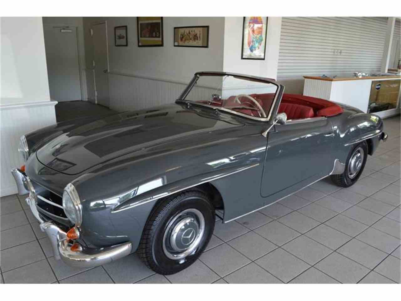 Large Picture of '57 190SL Offered by Aventura Motors - G5PG