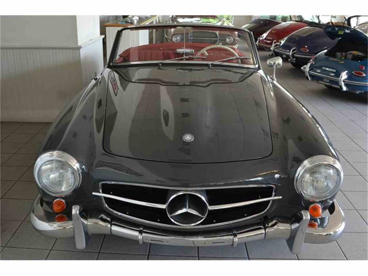 Large Picture of 1957 190SL Offered by Aventura Motors - G5PG