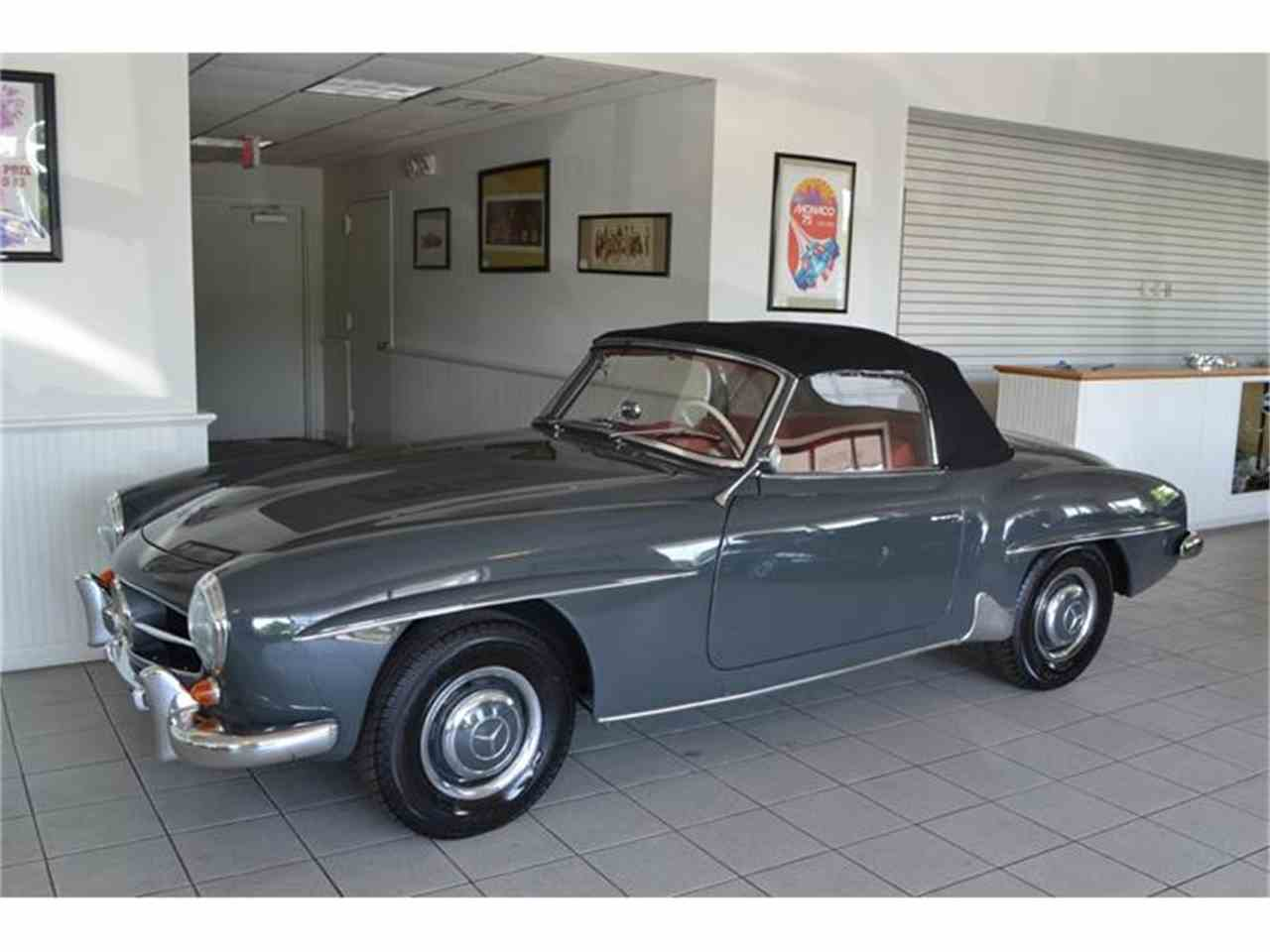 Large Picture of 1957 Mercedes-Benz 190SL located in New York - G5PG