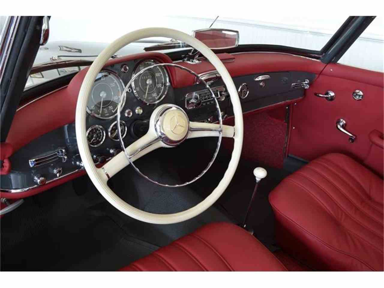 Large Picture of Classic 1957 190SL located in New York - $235,000.00 Offered by Aventura Motors - G5PG