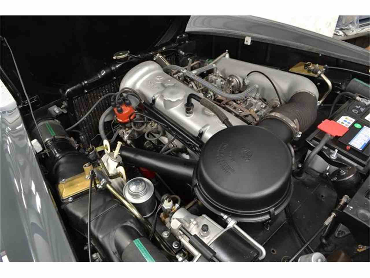 Large Picture of Classic '57 Mercedes-Benz 190SL - G5PG