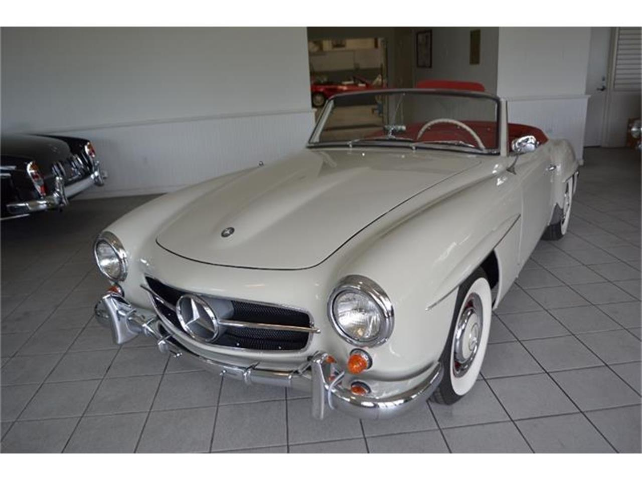 Large Picture of '63 190SL - G5PI