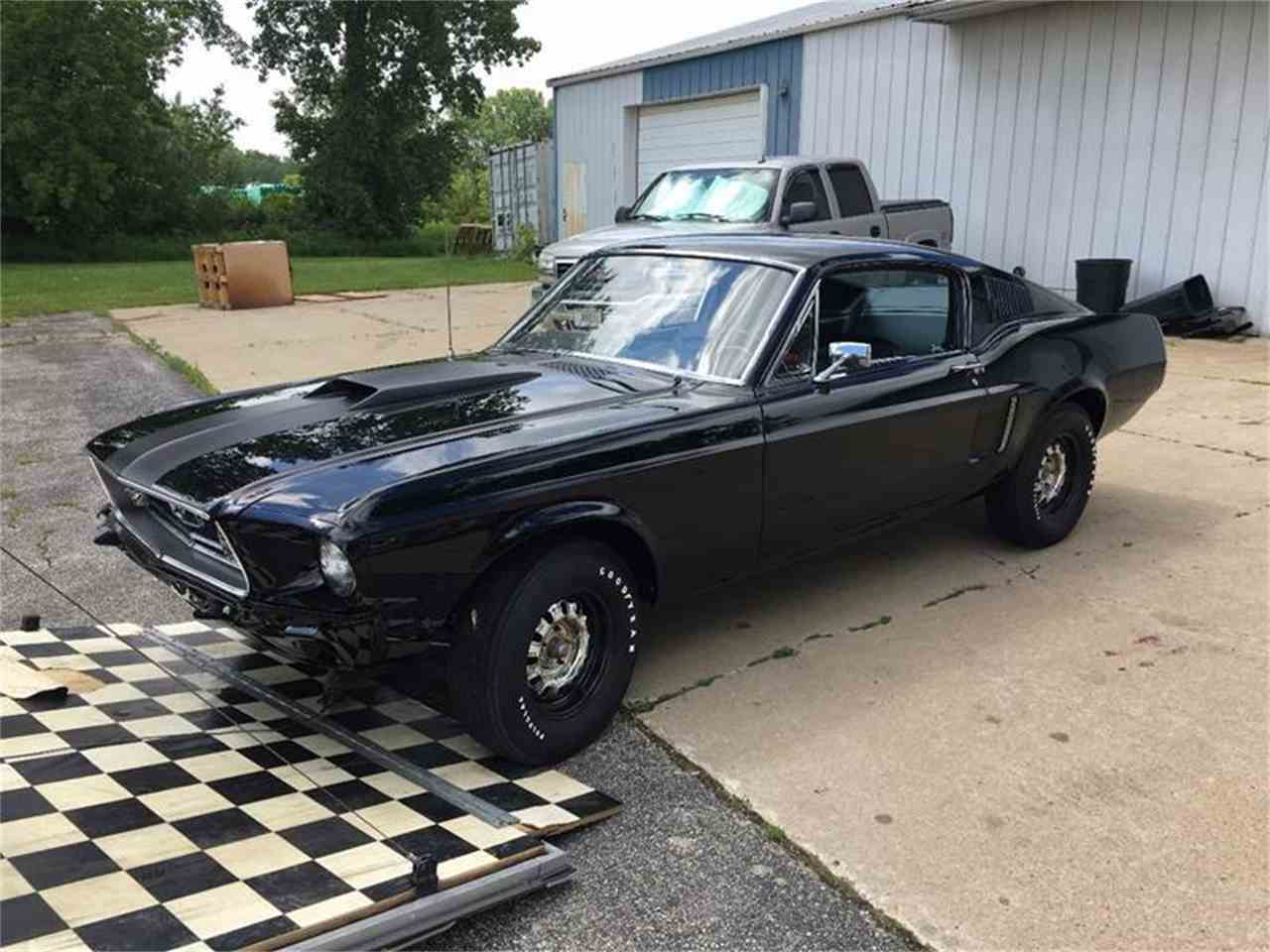 1968 Ford Mustang for Sale | ClassicCars.com | CC-753904