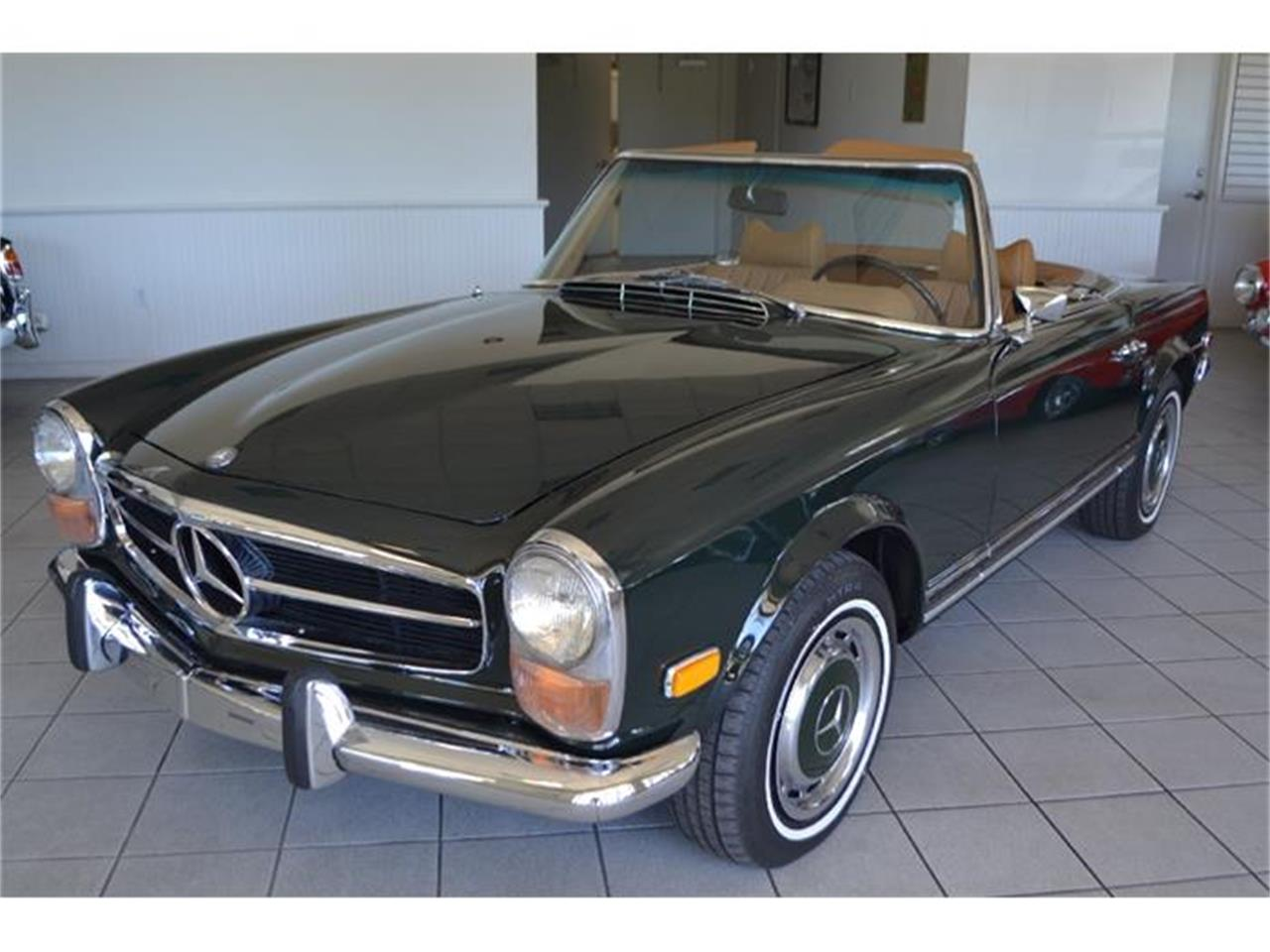 Large Picture of Classic 1971 Mercedes-Benz 280SL located in Southampton New York - G5RQ