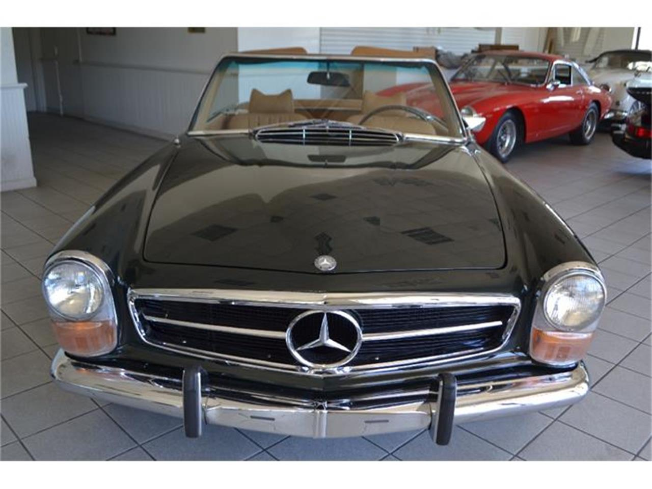Large Picture of 1971 Mercedes-Benz 280SL located in New York Offered by Aventura Motors - G5RQ