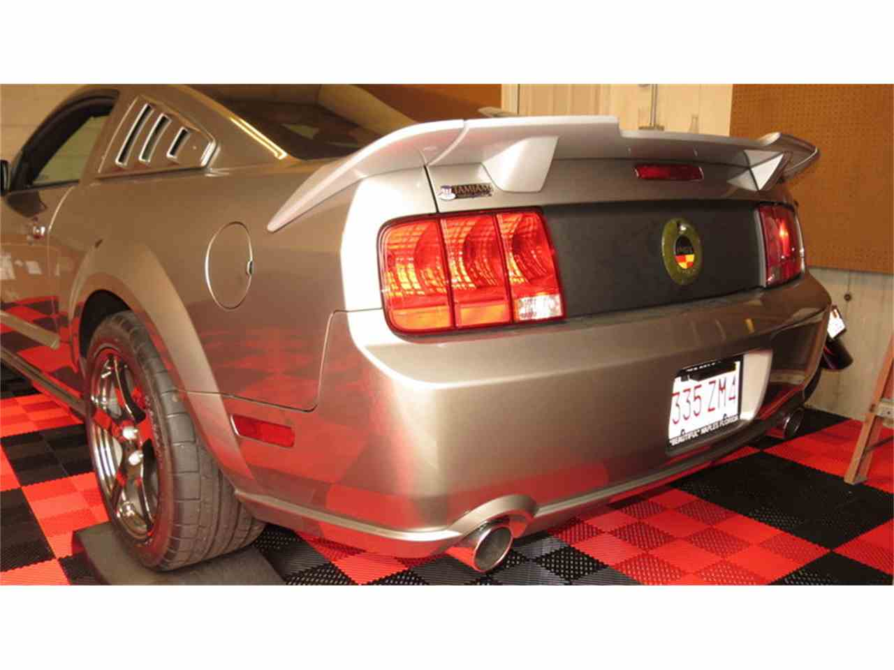 Large Picture of '09 Mustang - G60G