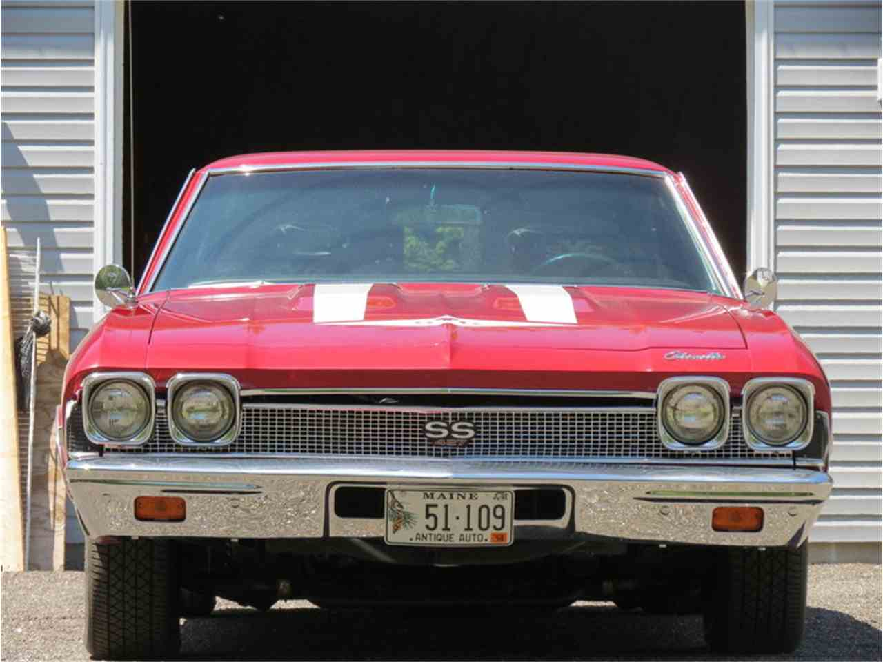 Large Picture of '68 Chevelle SS - G60K