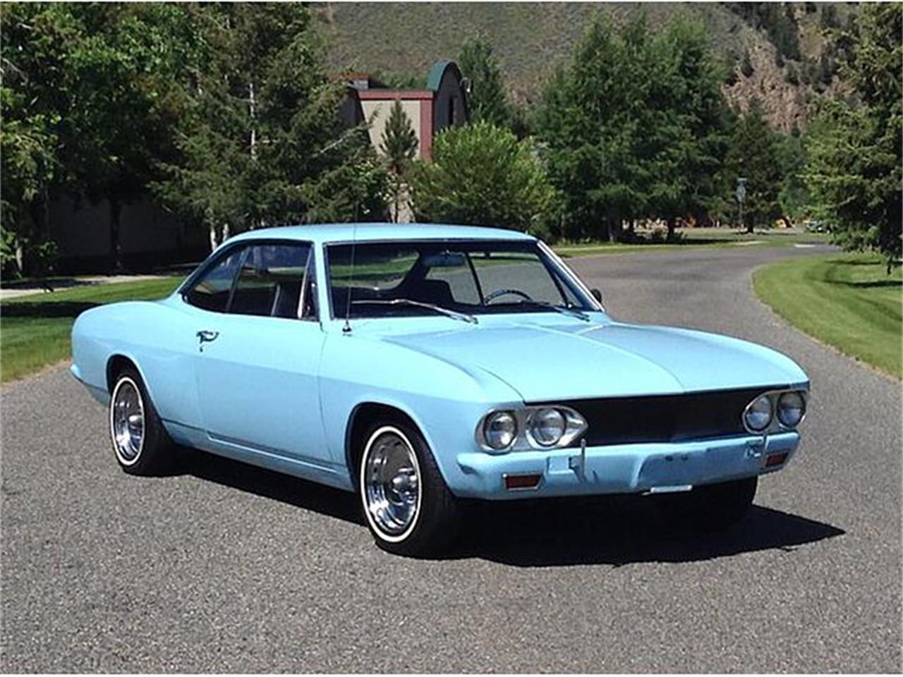 1967 chevrolet corvair monza for sale | classiccars | cc-754847