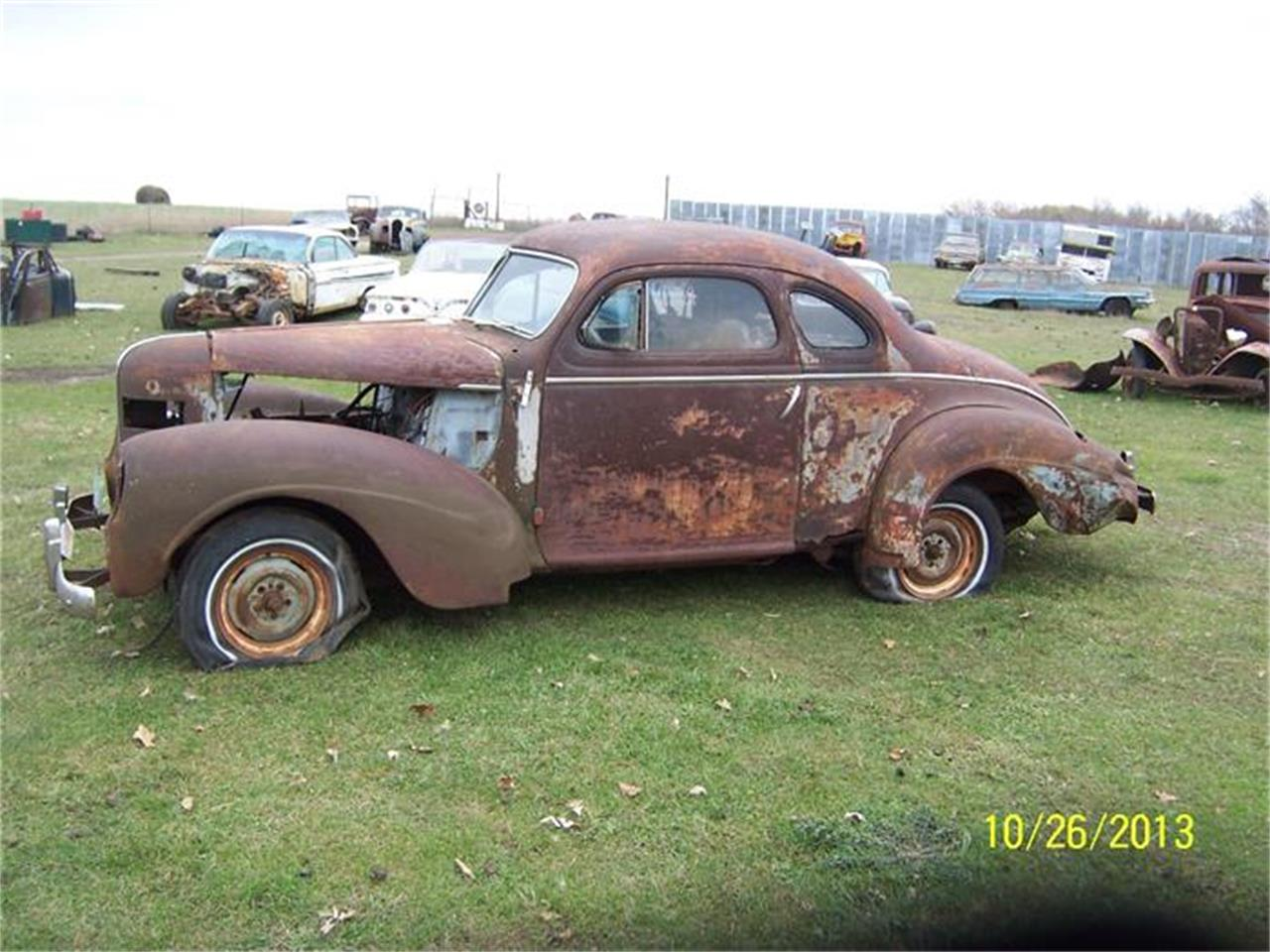 Large Picture of Classic '39 Chrysler Royal Offered by Dan's Old Cars - G6NN