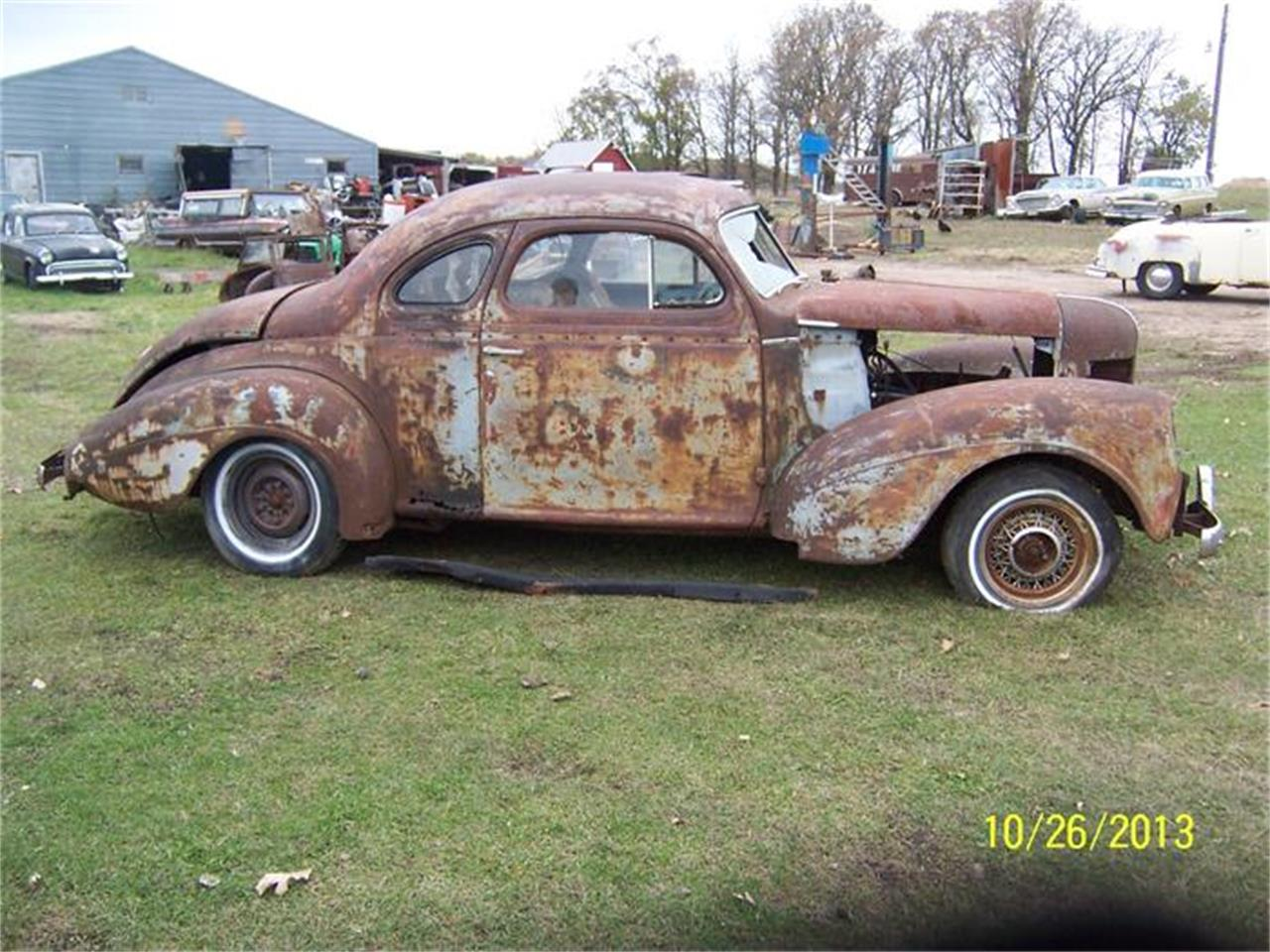 Large Picture of '39 Royal located in Parkers Prairie Minnesota - $3,000.00 Offered by Dan's Old Cars - G6NN