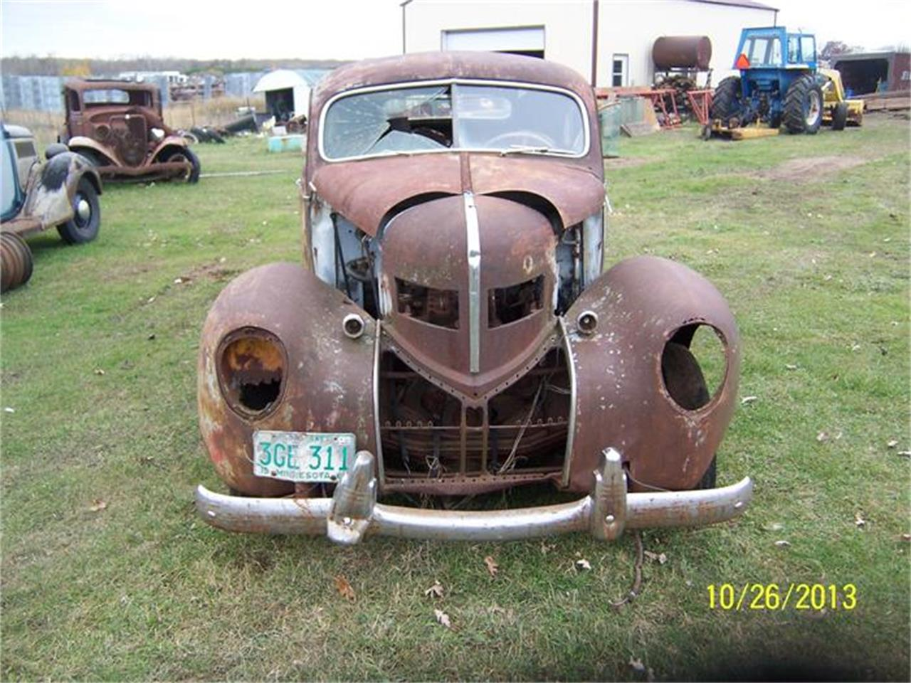 Large Picture of Classic 1939 Chrysler Royal located in Parkers Prairie Minnesota Offered by Dan's Old Cars - G6NN