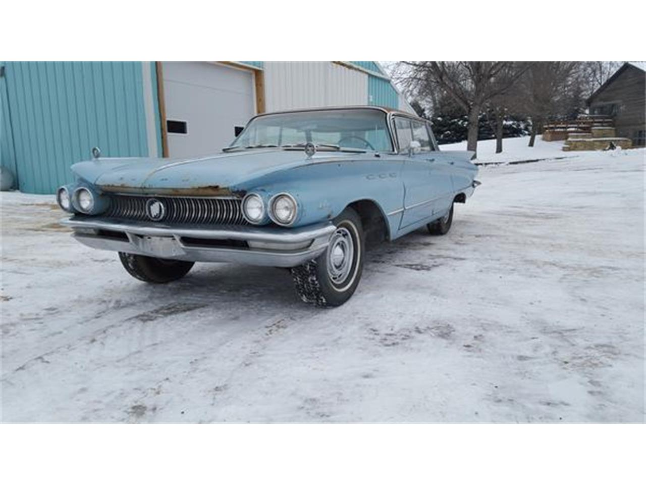 Large Picture of 1960 Buick LeSabre located in Minnesota Offered by Ted's Tuna Boats - G6U2