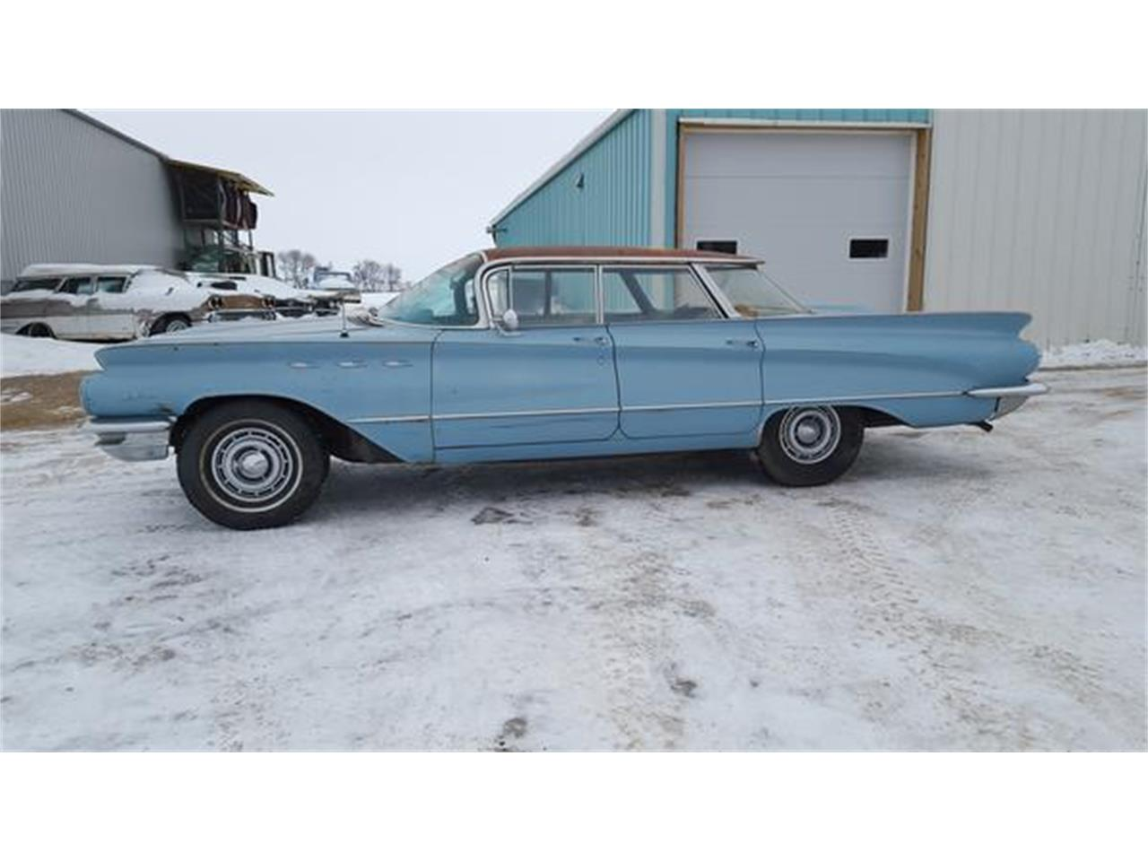 Large Picture of Classic '60 LeSabre located in New Ulm Minnesota Offered by Ted's Tuna Boats - G6U2