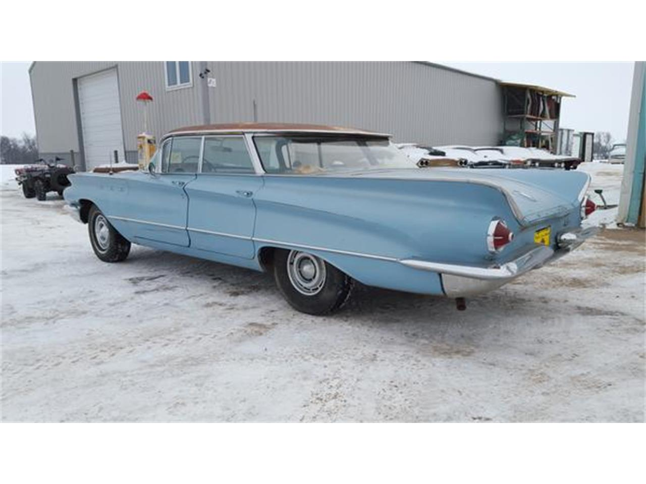 Large Picture of Classic 1960 LeSabre Offered by Ted's Tuna Boats - G6U2