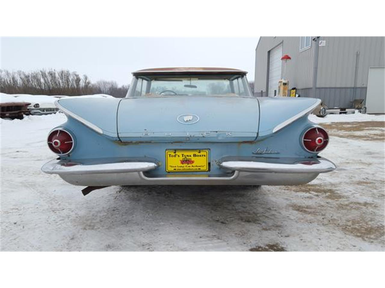 Large Picture of 1960 LeSabre located in Minnesota - $4,500.00 - G6U2