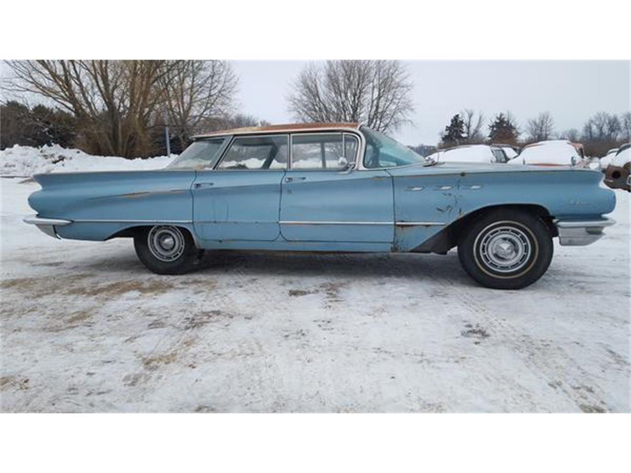 Large Picture of Classic 1960 LeSabre located in New Ulm Minnesota - G6U2