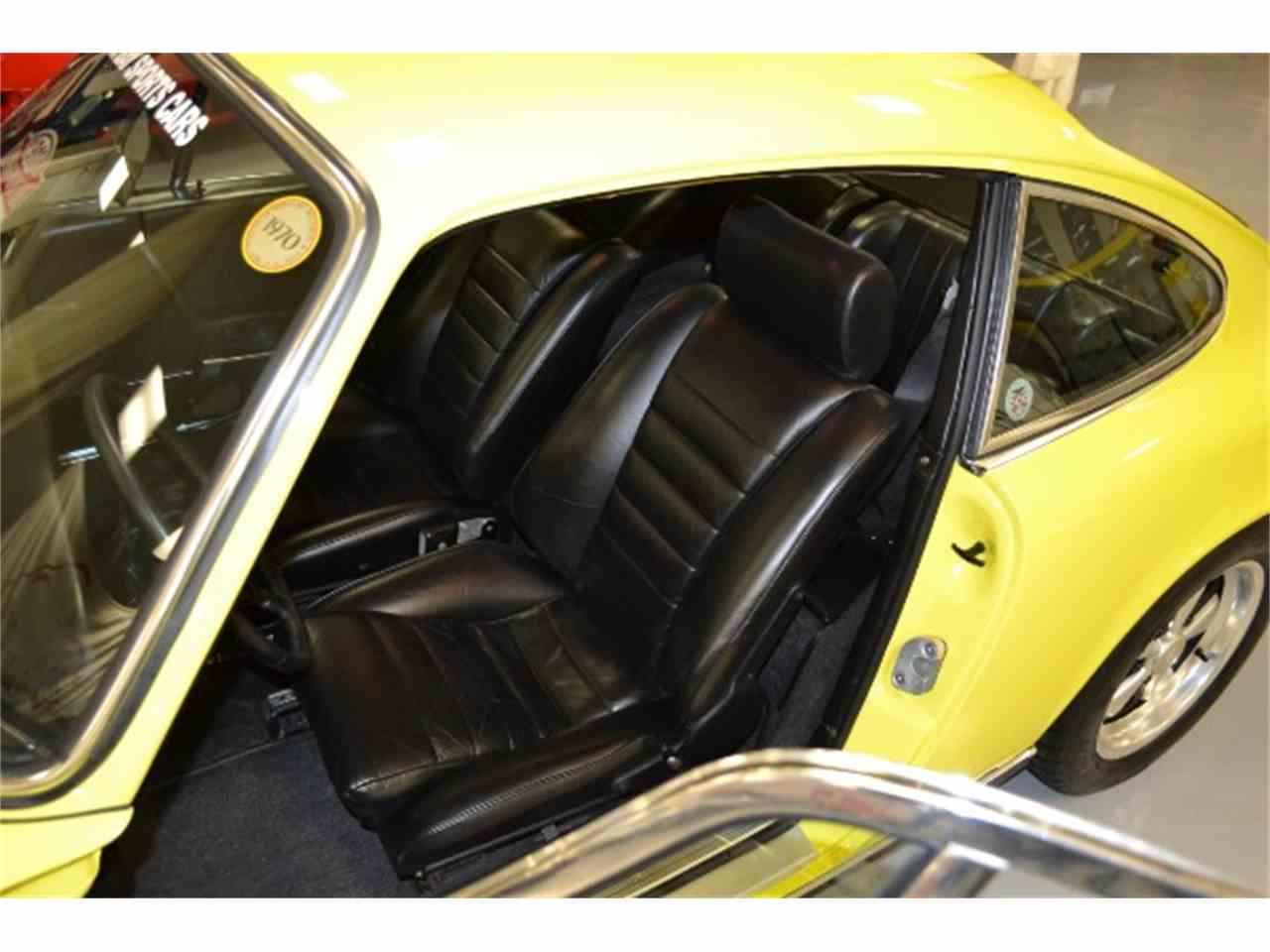 Large Picture of 1970 911S located in Pinellas Park Florida Offered by Tampa Bay Sports Cars - G70K