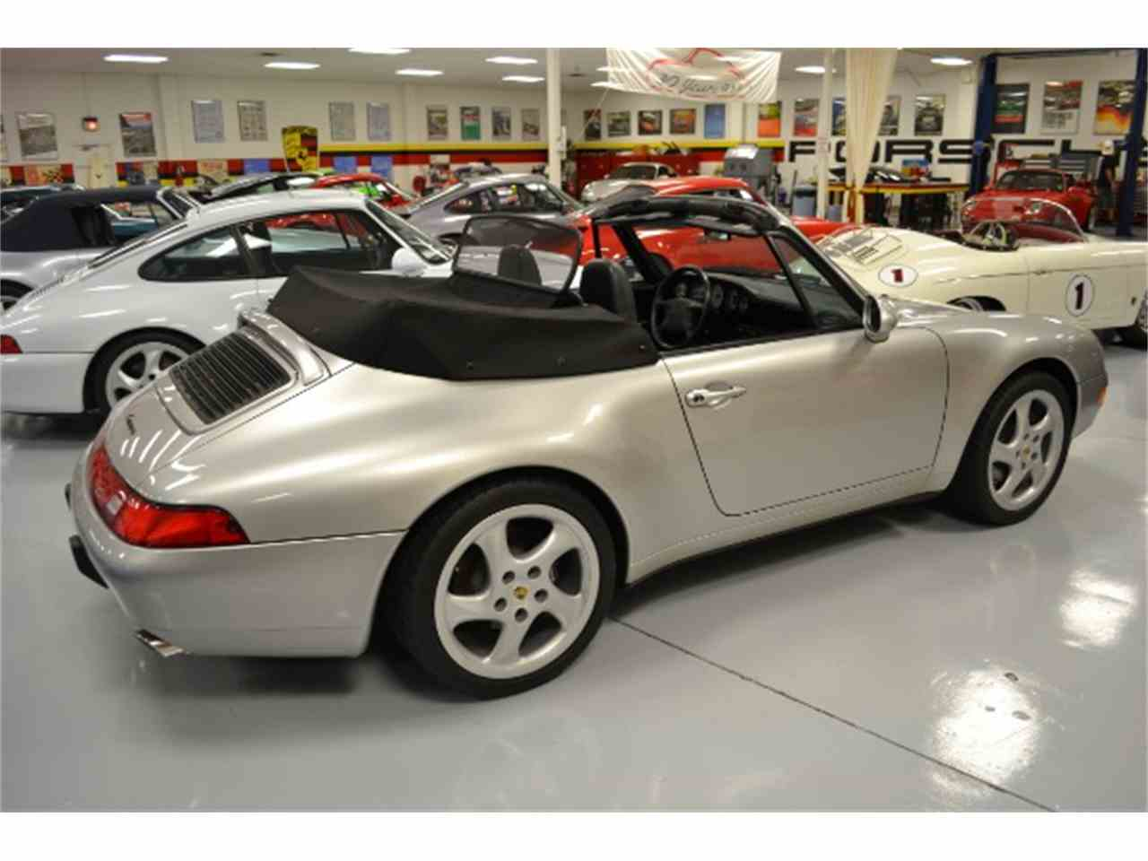 Large Picture of '98 993/911 Carrera 2 - G70Q
