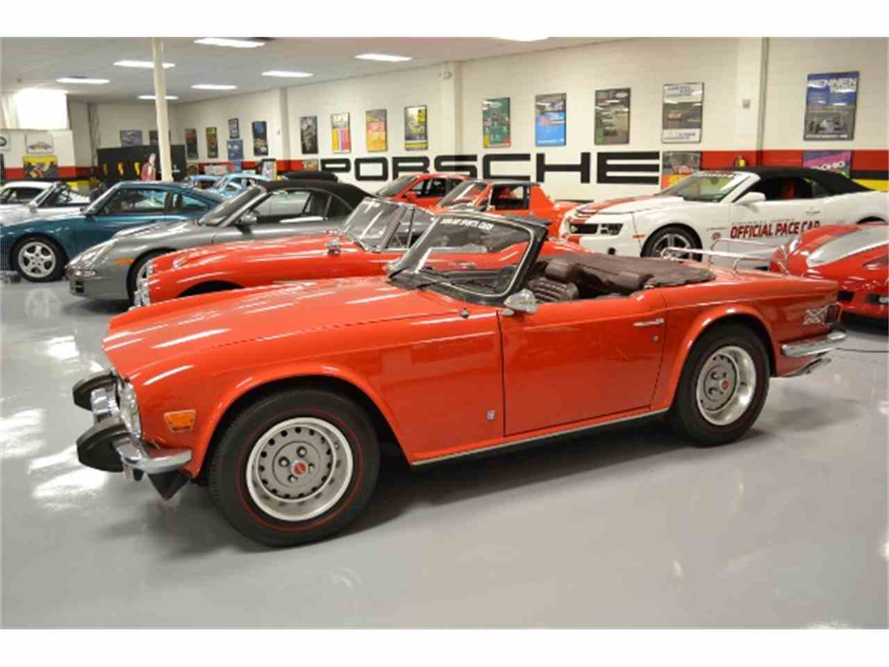 Large Picture of '76 Triumph TR6 located in Florida - $27,500.00 Offered by Tampa Bay Sports Cars - G70T