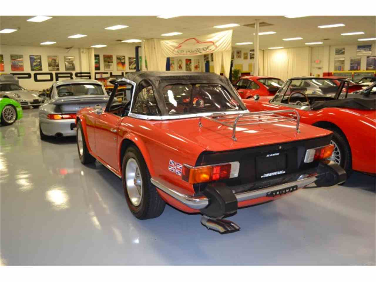 Large Picture of '76 TR6 - $27,500.00 Offered by Tampa Bay Sports Cars - G70T