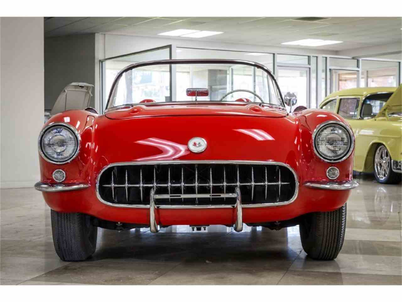 Large Picture of '56 Corvette - G711
