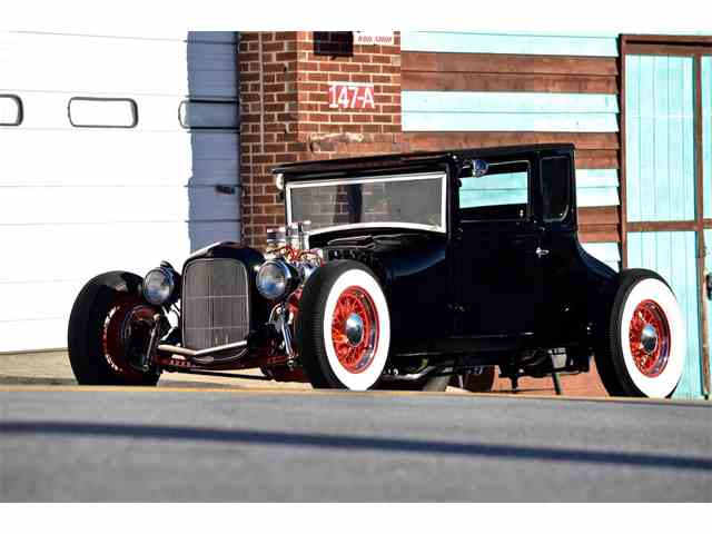 Picture of Classic 1927 Ford Model T located in Hendersonville North Carolina - $59,900.00 Offered by a Private Seller - G2QX