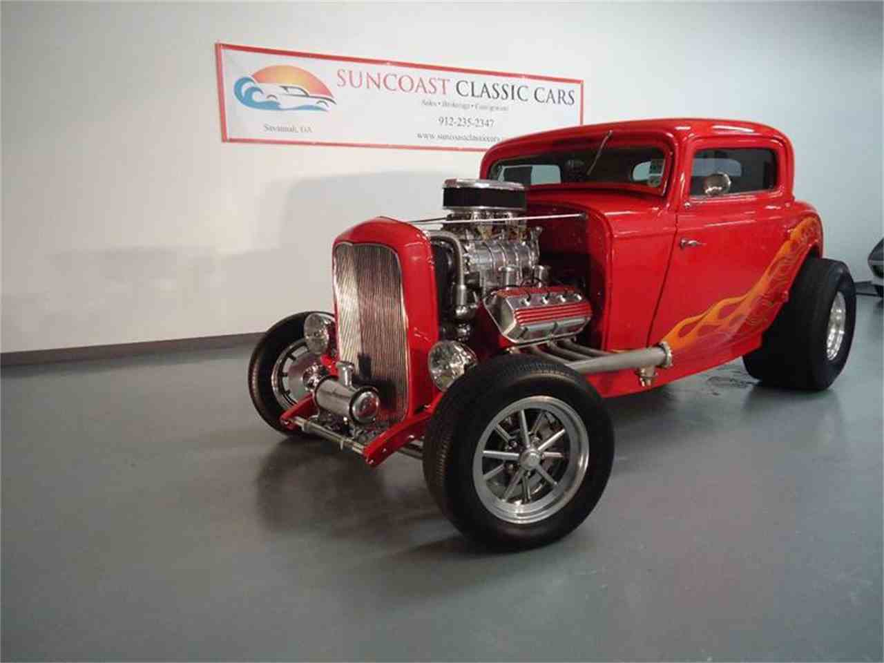 1932 Ford 3 Window Deuce Coupe for Sale | ClassicCars.com | CC-755752