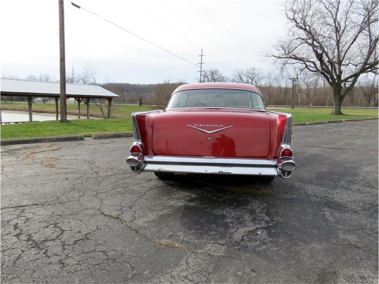 Large Picture of '57 Bel Air - G77K