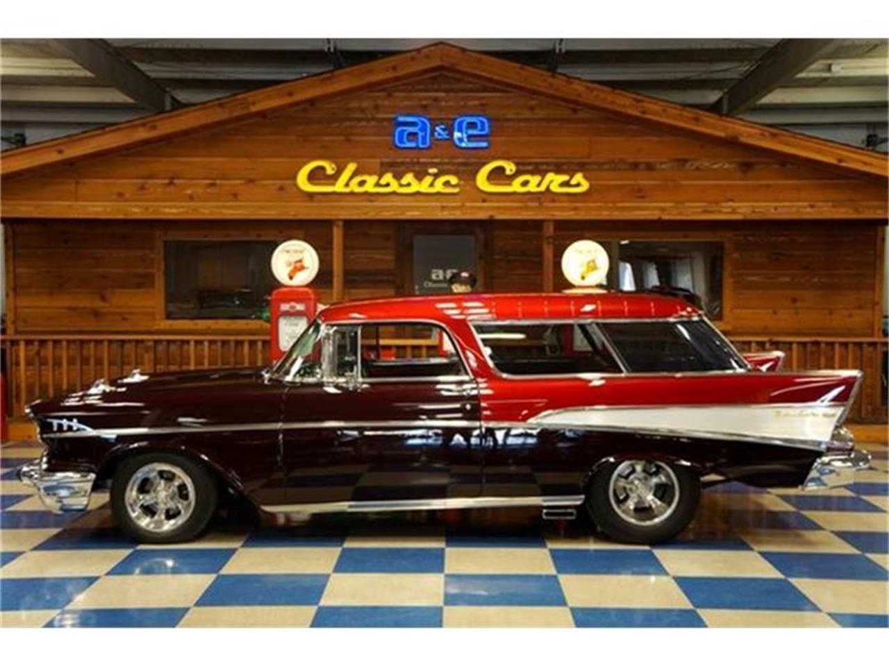 Large Picture of Classic '57 Chevrolet Bel Air Nomad located in Texas - $84,900.00 - G7FP