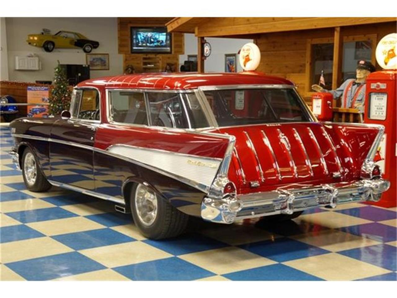 Large Picture of Classic '57 Bel Air Nomad - $84,900.00 Offered by A&E Classic Cars - G7FP
