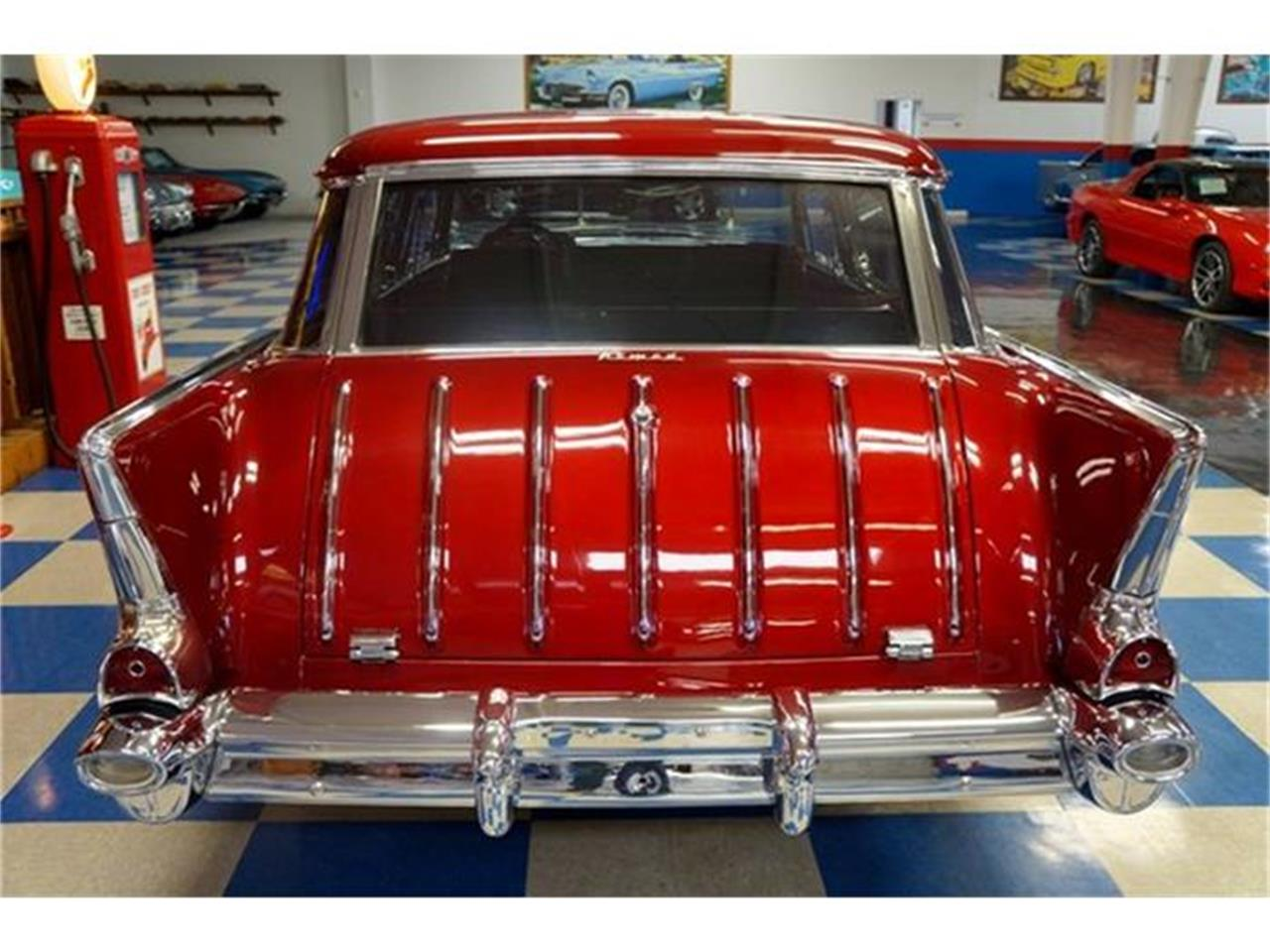 Large Picture of Classic '57 Chevrolet Bel Air Nomad Offered by A&E Classic Cars - G7FP