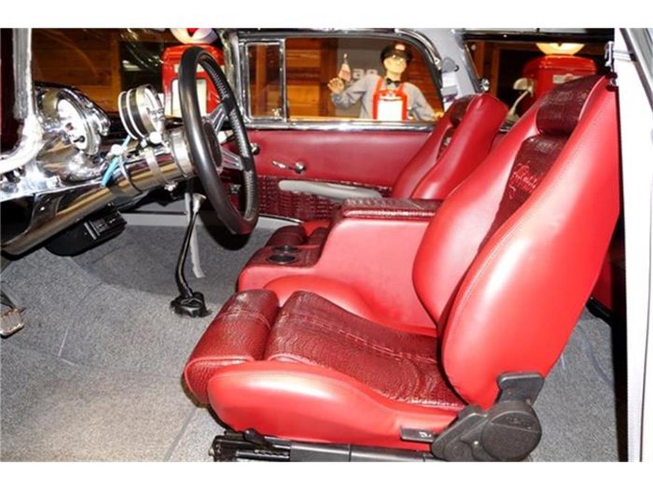 Large Picture of 1957 Bel Air Nomad located in Texas Offered by A&E Classic Cars - G7FP