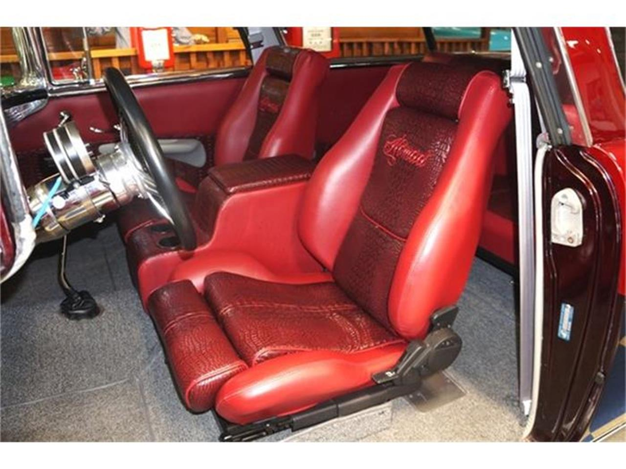 Large Picture of Classic '57 Chevrolet Bel Air Nomad - $84,900.00 - G7FP