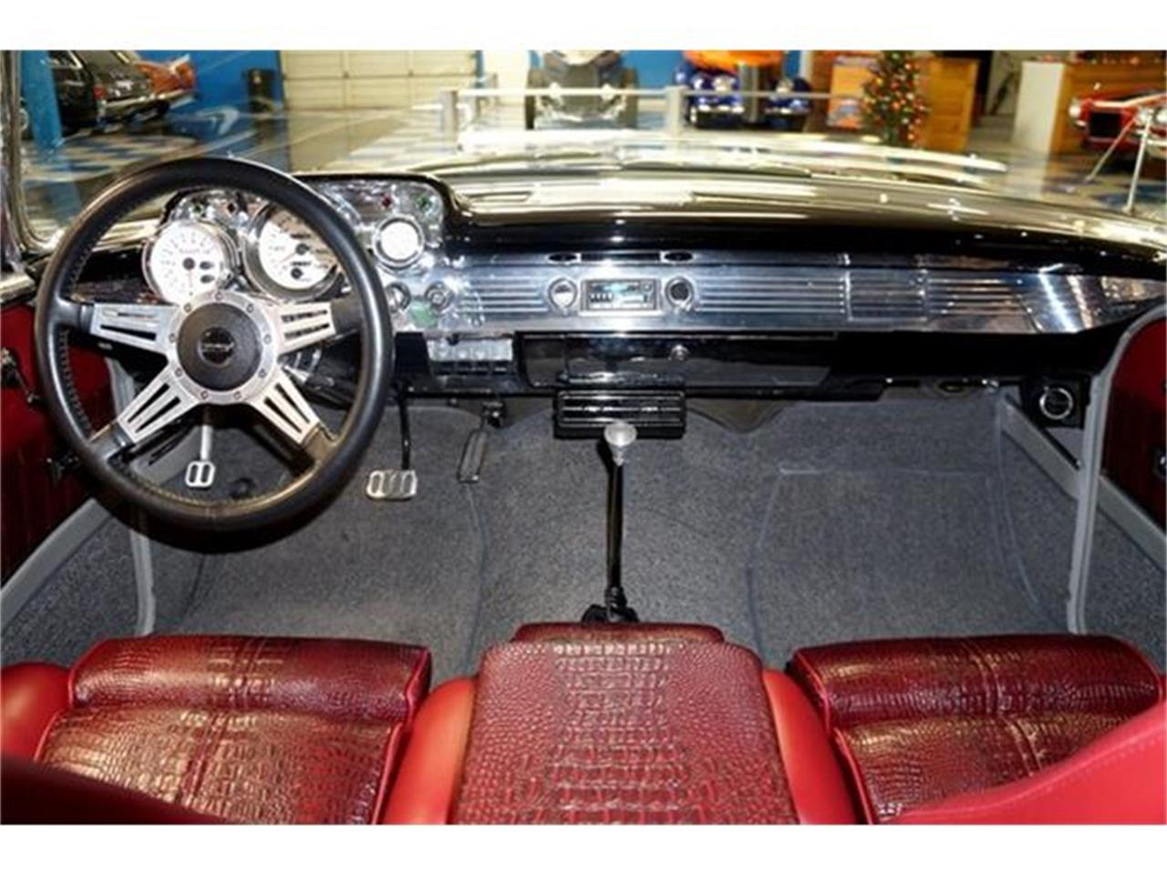 Large Picture of Classic 1957 Chevrolet Bel Air Nomad Offered by A&E Classic Cars - G7FP