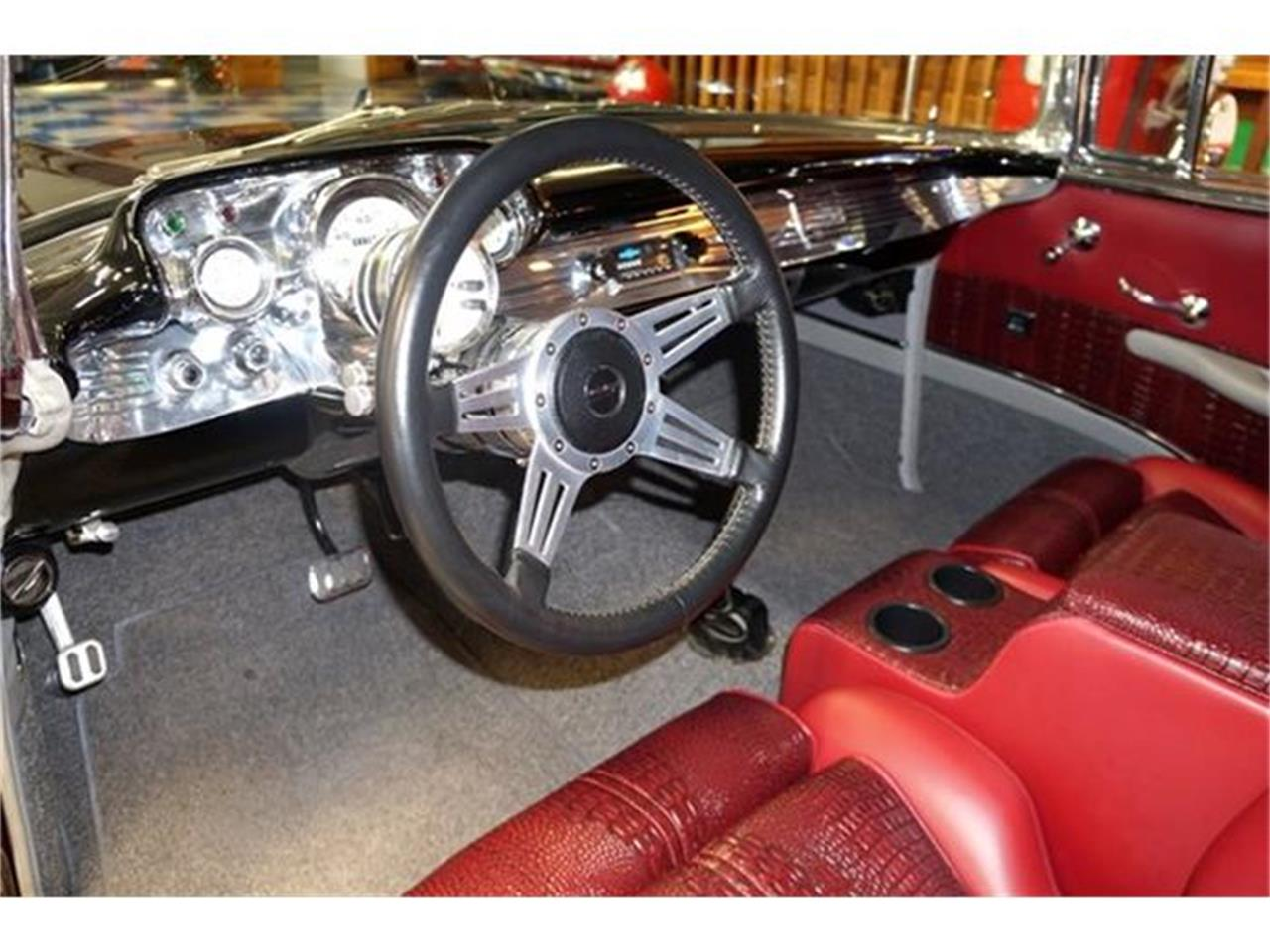 Large Picture of '57 Bel Air Nomad Offered by A&E Classic Cars - G7FP