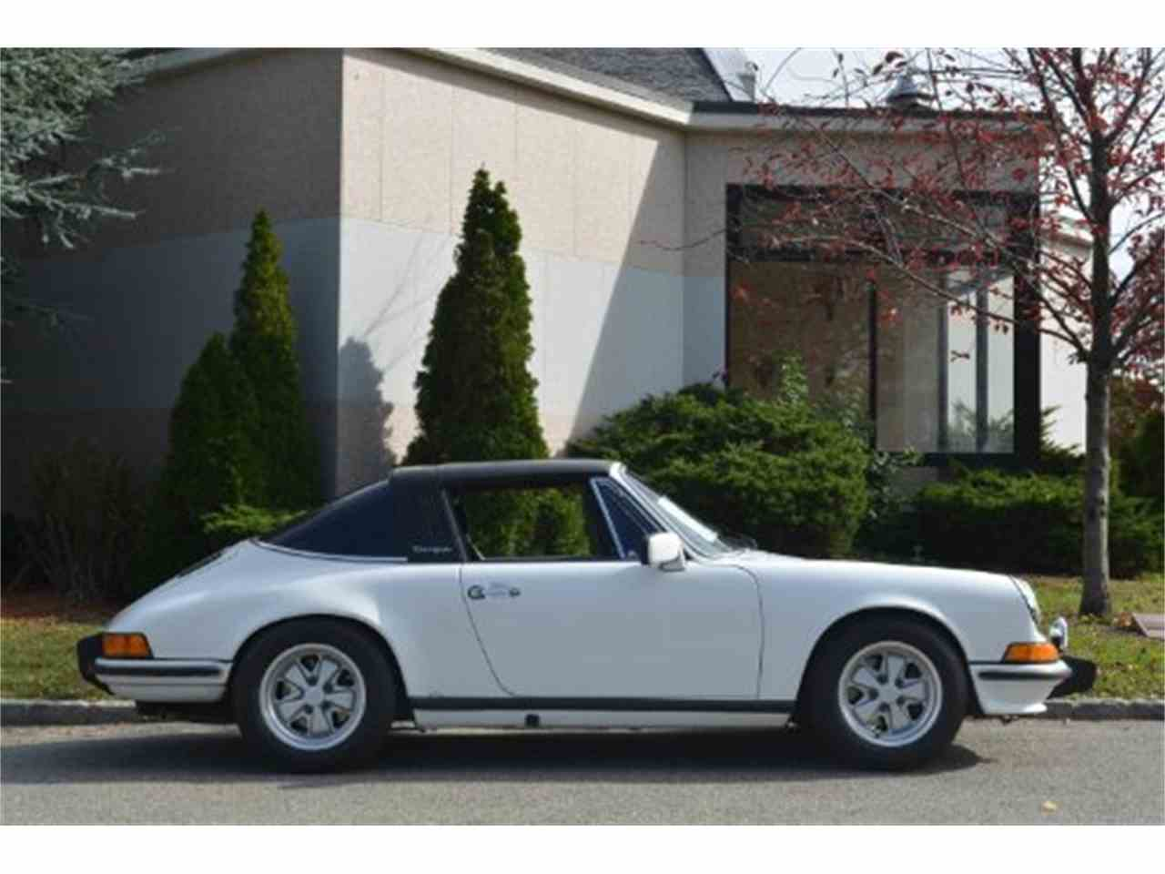Large Picture of '71 911T - G7NR