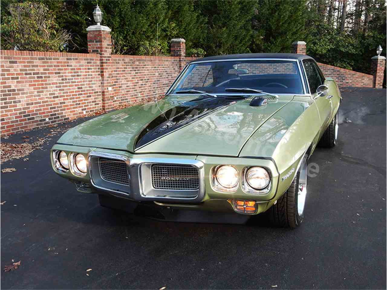 Large Picture of '69 Firebird - G7OS