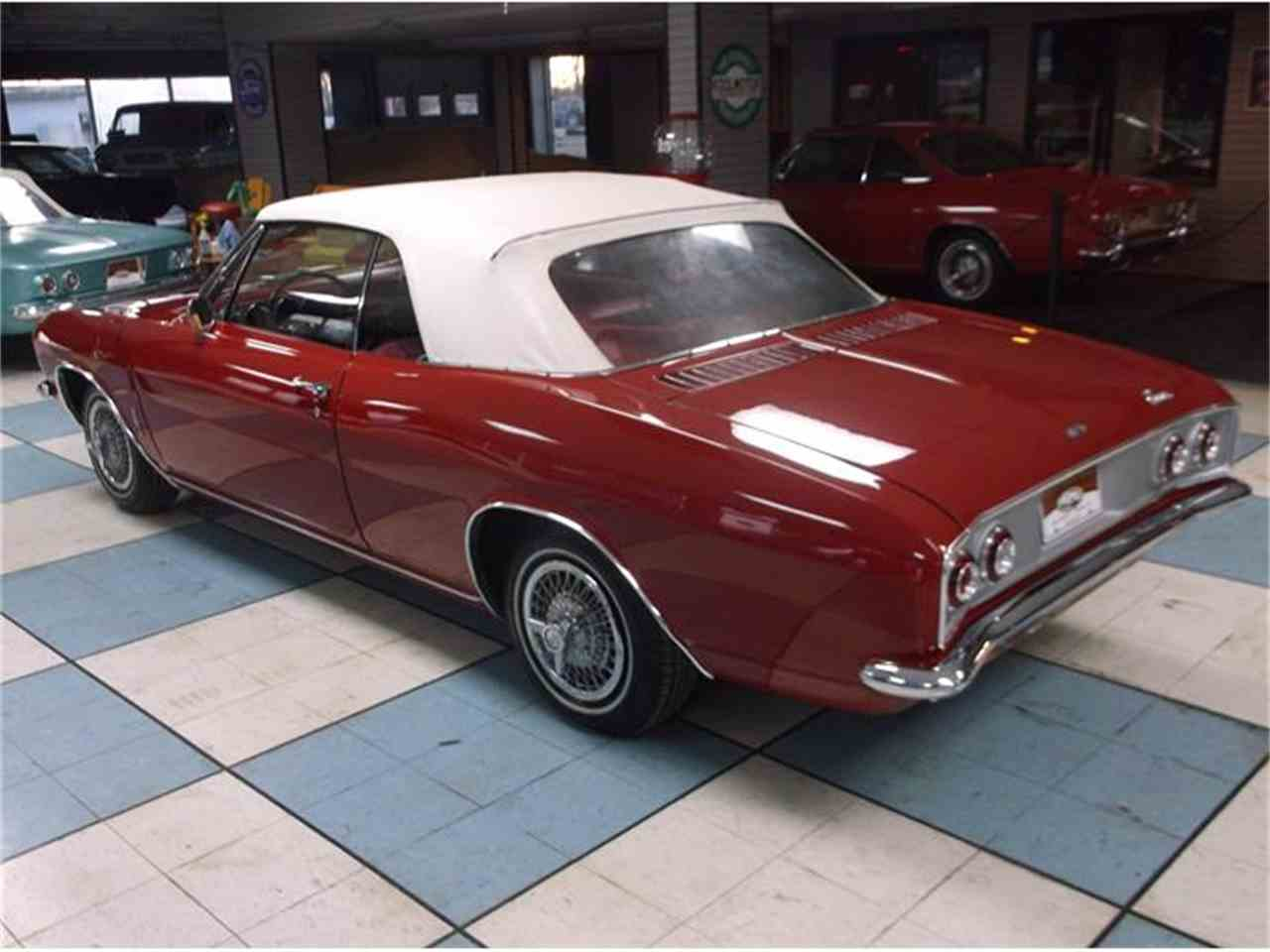 Large Picture of '65 Corvair - G7Q3
